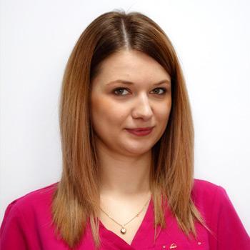 Mariola Brzozowska - higienistka stomatologiczna - Elstom Zamość